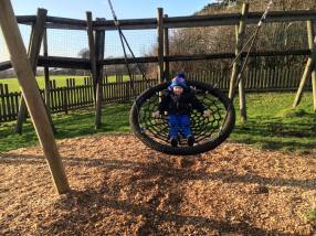 adventure park margam - leo