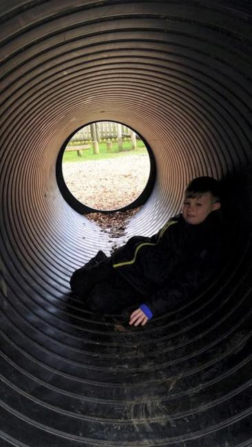 adventure park margam - tom
